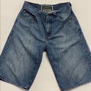 Levi's Shorts - Levi's 579 Baggy Jean Shorts